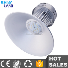 high quality aluminum SMD 100w dimmable led high bay light ufo