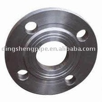 ASME B16.5 A 182WP304 stainless steel threaded flange