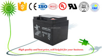 OEM deep cycle 12v 38ah battery 12 volt ups battery with high quality, 12v38ah deep cycle battery