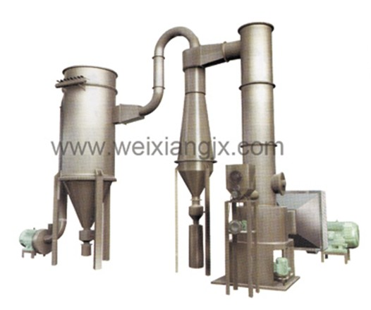 XSG series revolving flash vaporization dryer