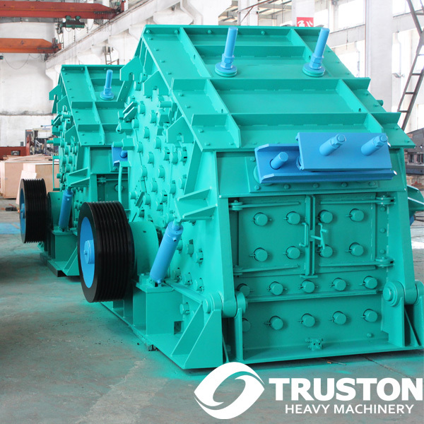 Adopt European technology impact crusher for stone production line supplier with great price