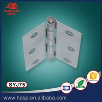 "SYJ75 hinged pipe clamp Pipe hold Clamp steel with zinc plated 1/2"" 3/4"" 1"""