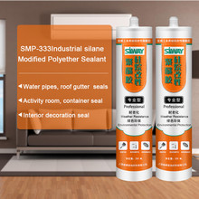high grade Modified Polyether Sealant used in train/bus