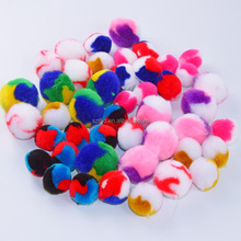 wholesale cotton pompoms for decoration