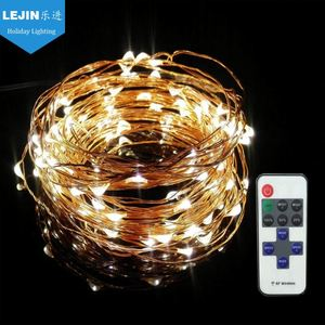Quality fairy copper wire lights string for decoration light