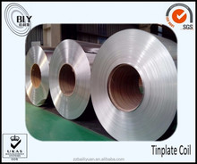 electrical steel sheet prime electrolytic tinplate coil tinplate package