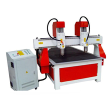 NC-D1212 multi spindle wood cutting and engraving machine