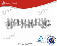 YUCHAI engine crankshaft, YC6L crankshaft L4700-1005001