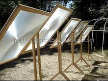 large plastic fresnel lens for solar cooker