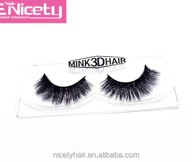 Private Label Accept Hand Made Wholesale False Eyelashes