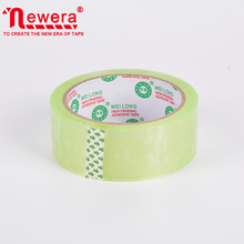 clear bopp transparent adhesive tape