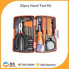 China Car Tool 25pcs Multi Hand Tool Kit