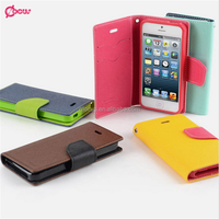 Mercury wallet goospery fancy diary leather case for iphone6,pouch wallet cover for iphone6
