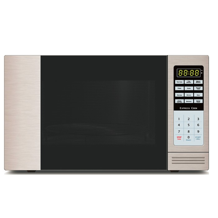 110V 220V Easi-Tronic stainless steel microwave convection oven CE CB certified