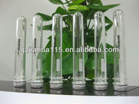 plastic test tube with screw lid