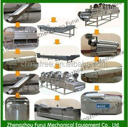 frozen potato chips production line 008615939020364