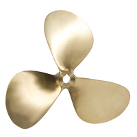 Custom High Quality Three-blade Marine Propeller