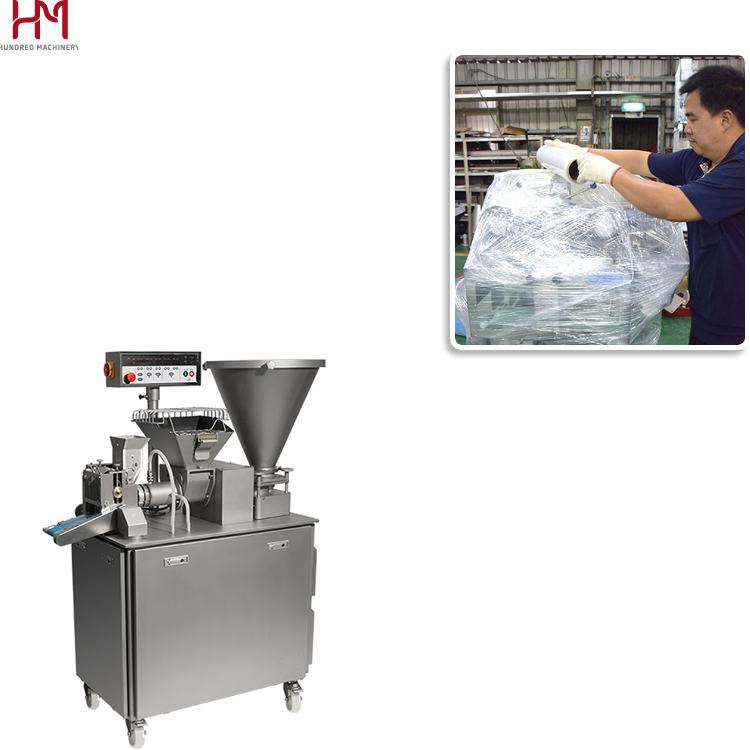 Good small dumpling making machine,chinese cha siu bao maker