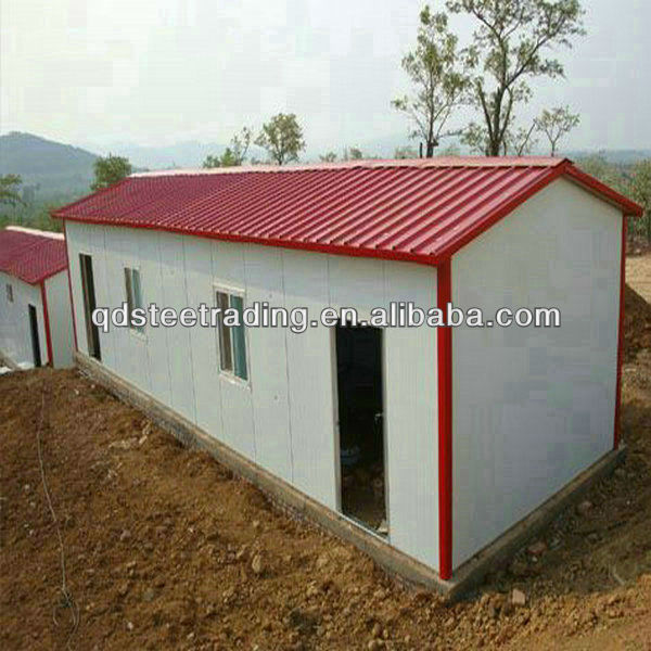 High quality prefabricated house made in china