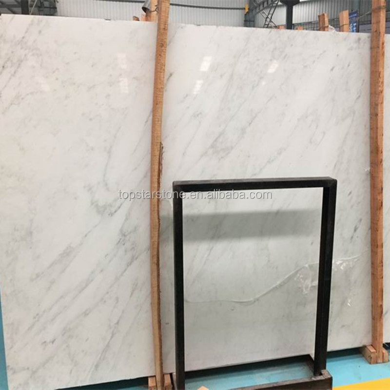 TOPSTAR HOT SALE Ex-Price Chinese Marble Stone Oriental White slab