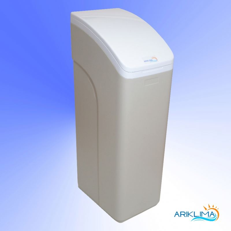 Compact auto water softners with CE VODA