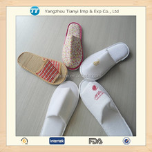 Chinese Manufacture Wholesale Hotel Indoor Slippers