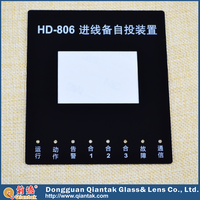 China-made display frosted printing acrylic panel