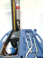 Sphygmomanometer + Stethoscope Kit