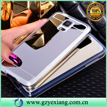 For Girls Luxury Protective Cover Mirror TPU Case For Samsung Galaxy S5