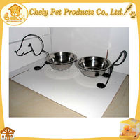 Collapsible Dog Bowl /Pet Bowl Made Of Stainless Steel Pet Bowls & Feeders