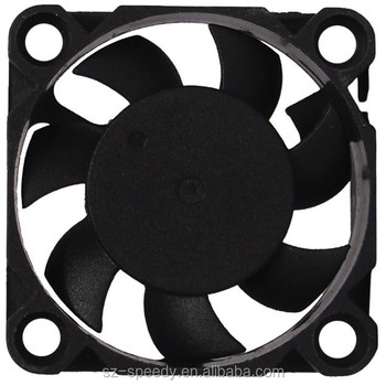 small brushless 40mm x 40mm x 10mm fan