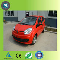 electric car SMART style with EEC and COC