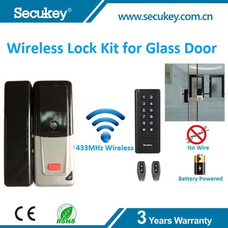 Secukey Smart Access 433MHz Wireless Access Controller D2
