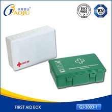 Free sample available comfortable plastic box first aid kit with lock