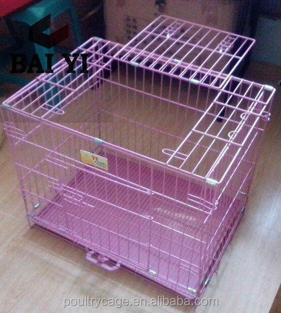 Direct Factory Wire Mesh Animal Cage/Custom Animal Cages/Lab Animal Cage For Sale(Direct Factory, metal wire dog cage)