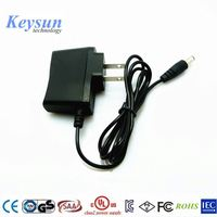 ShenZhen supplies 6V 1A ac to dc Power adapter for Hair Clipper