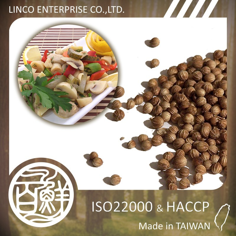 100% Natural Dehydrated Wholesale Chinese Coriander Seed