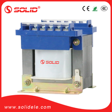 Solid electric CE single phase step down 240v 150v 150va power transformer