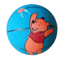 Rubber Basket ball