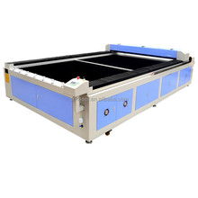 China new design Co2 laser engraver wood pvc leather rubber mdf laser wood cutting machine price
