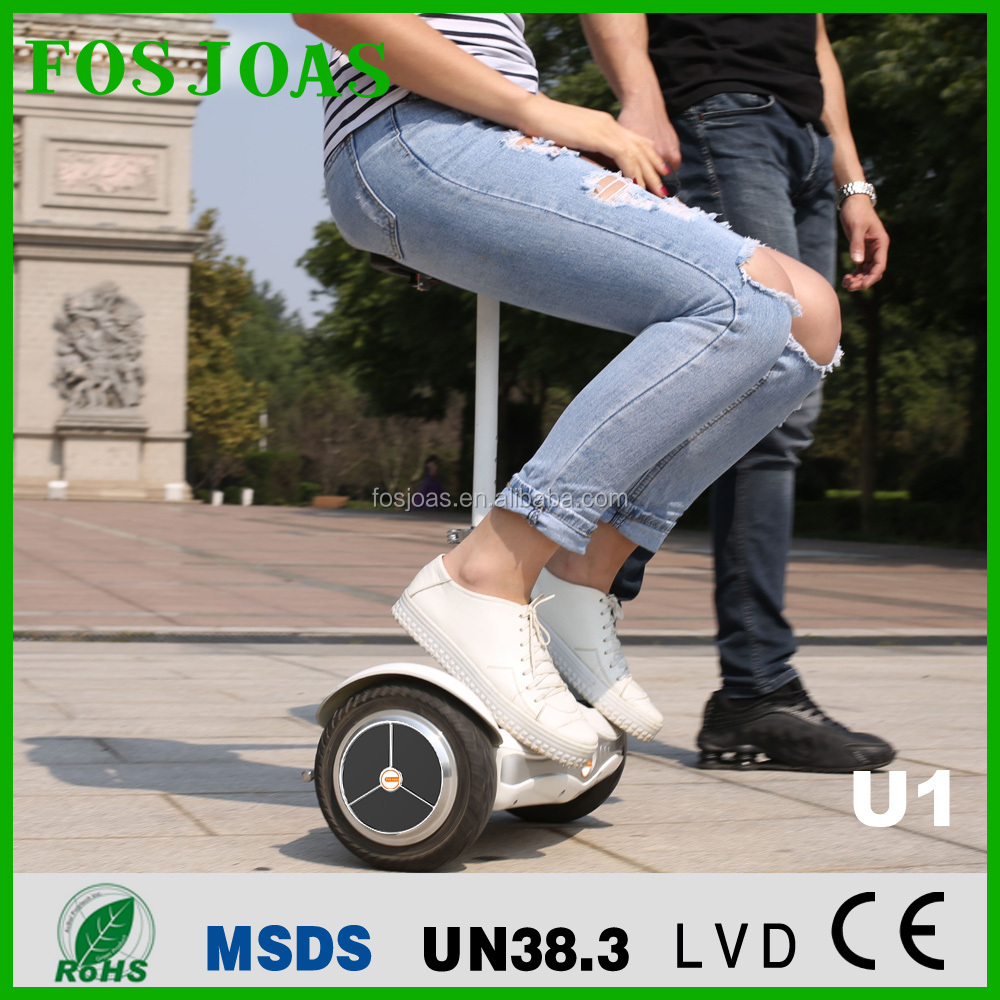 NEWEST HOT !!!<strong>U1</strong> Electric self balance Scooter seated available with <strong>Mobile</strong> App