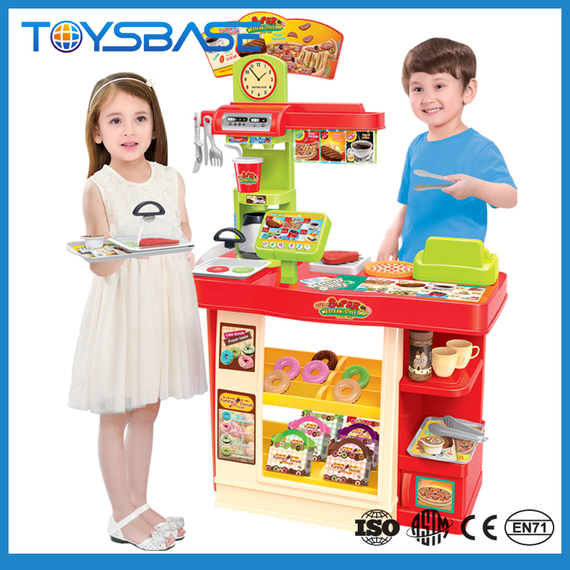 2016 wholesale innovative novel latest educational self for Cheap childrens kitchen sets