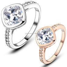 Trending hot products wedding single stone gold ring name designs