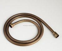"antique stainless Steel 59"" Explosion-proof Shower Hose durable"