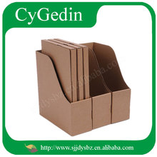 Recyclable Customized Paper File Box Wholesale