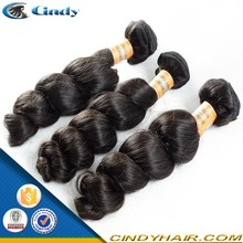 beach natural color unprocessed virgin malaysian loose wave hair