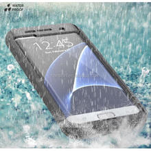 Top Quality Mobile Accessories Waterproof Mobile Phone Case For Samsung Galaxy S6,S7