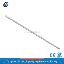 indoor use high quality led tube T8 1.2M 18W 1800LUMEN OEM T8 led tube plastic led lamp tube