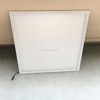 non-glare Square LED Ceiling Panel Light 595*595mm