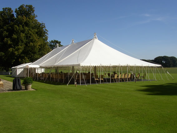 Open Marquee Tent by Shade Systems EA Ltd